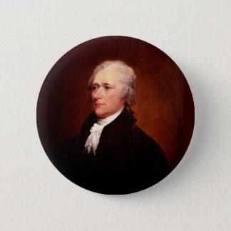 Alexander Hamilton Pinback Button