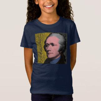 Alexander Hamilton Pop Art Portrait T-Shirt