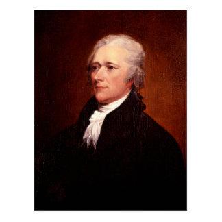 Alexander Hamilton Postcard