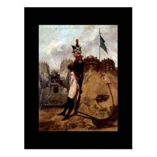Alexander Hamilton Post Card