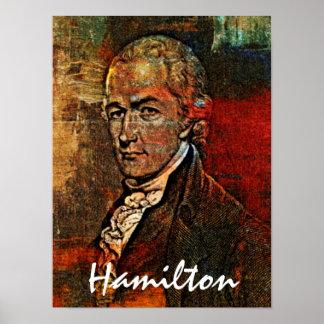Alexander Hamilton Poster