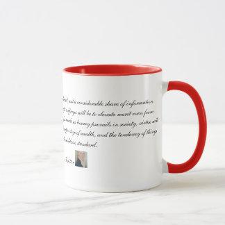 Alexander Hamilton Quotation 2 Mug