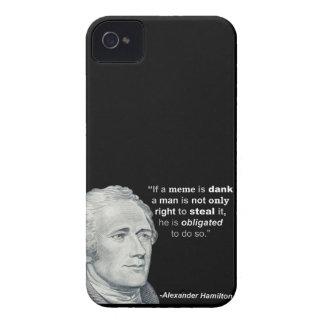 Alexander Hamilton's Dank Meme - Phone Case