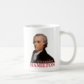 Alexander Hamilton, Triangulated Coffee Mug