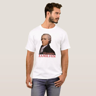 Alexander Hamilton, Triangulated T-Shirt
