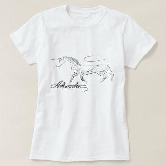Alexander Hamilton's Unicorn T-Shirt