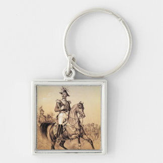 Alexander II  Czar of Russia Keychain