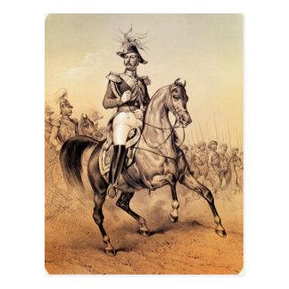 Alexander II  Czar of Russia Postcard