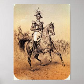 Alexander II  Czar of Russia Poster