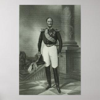 Alexander II  of Russia Poster