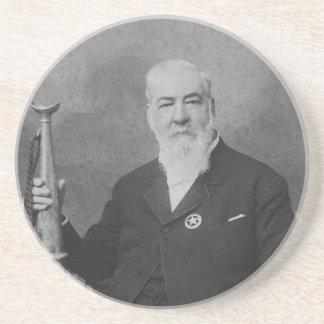 Alexander Joy Cartwright, Jr. Inventor of Baseball Coaster