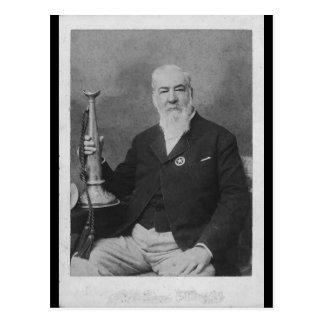 Alexander Joy Cartwright, Jr. Inventor of Baseball Postcard