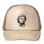 Alexander la gran estatua gorras