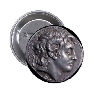 Alexander la gran moneda pins