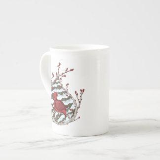Alexander la taza cardinal de la especialidad tazas de porcelana