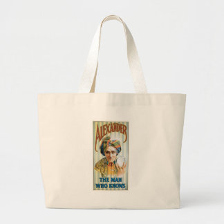 Alexander ~ Mentalist Physic Vintage Magic Act Tote Bag