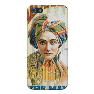 Alexander ~ Mentalist Physic Vintage Magic Act iPhone SE/5/5s Case