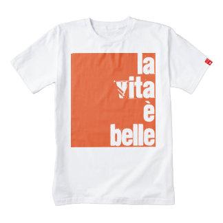 Alexander Moncrieff - la vita è bella T Shirt Zazzle HEART T-Shirt