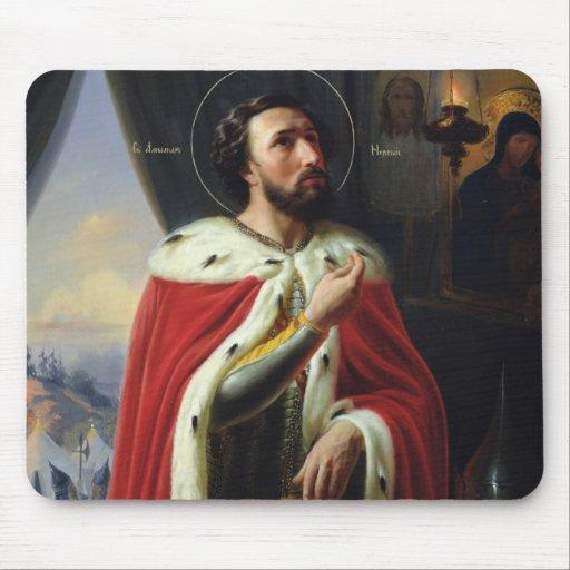Alexander Nevsky, Duke of Novgorod Mouse Pad