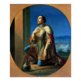 Alexander Nevsky Prince of Novgorod Poster