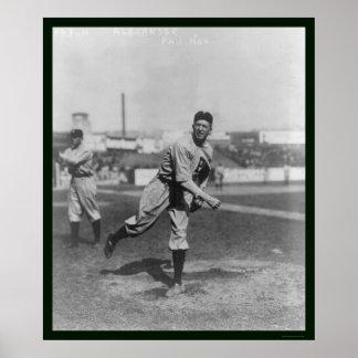 Alexander Phillies Baseball 1915 Posters
