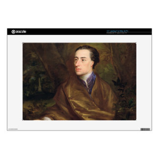 Alexander Pope (1688-1744) 1738 (oil on canvas) Laptop Skin