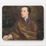 Alexander Pope (1688-1744) 1738 (oil on canvas) Mouse Pad