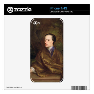 Alexander Pope (1688-1744) 1738 (oil on canvas) Skin For iPhone 4S