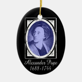 Alexander Pope Adornos De Navidad