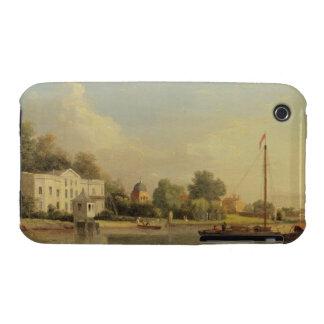Alexander Pope's (1688-1744) Villa, Twickenham, c. iPhone 3 Case