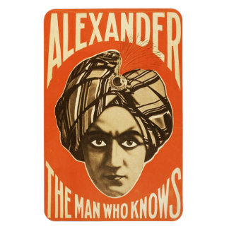 Alexander, Premium Magnet