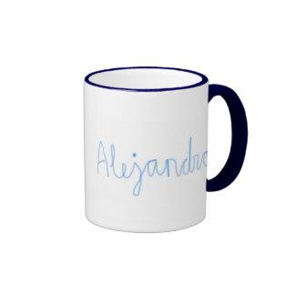 Alexander Ringer Mug