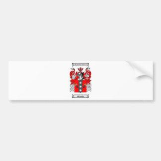 Alexander (Russian) Coat of Arms Bumper Sticker