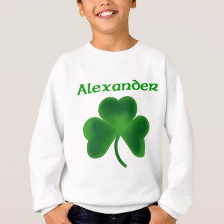 Alexander Shamrock Sweatshirt