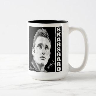 Alexander Skarsgard By Kristin Bauer Coffee Mug