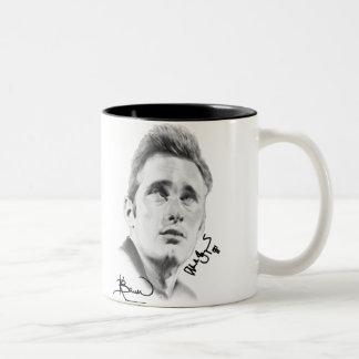 """Alexander Skarsgard"" by Kristin Bauer Coffee Mug"