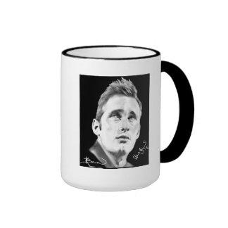 """Alexander Skarsgard"" by Kristin Bauer Ringer Coffee Mug"