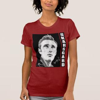 Alexander Skarsgard By Kristin Bauer T-Shirt