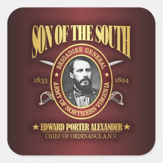 Alexander (SOTS2) Square Sticker