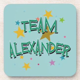 ALEXANDER Team Alexander Drink Coaster