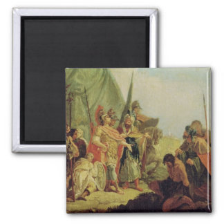 Alexander the Great  and Porus Magnet