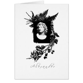 alexander the great card