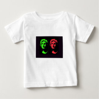 Alexander the Great Collage Baby T-Shirt