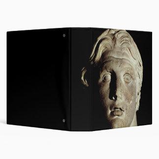 Alexander the Great , found in Pergamum Binder