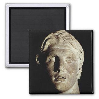 Alexander the Great , found in Pergamum Magnet