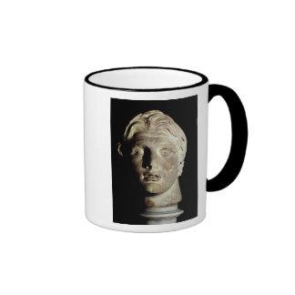 Alexander the Great , found in Pergamum Ringer Coffee Mug
