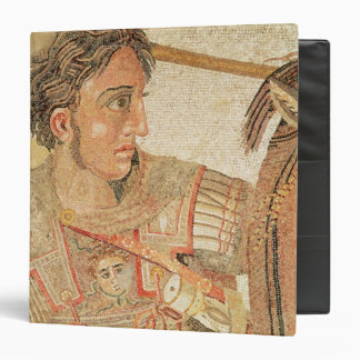 Alexander the Great  from 'The Alexander 3 Ring Binders