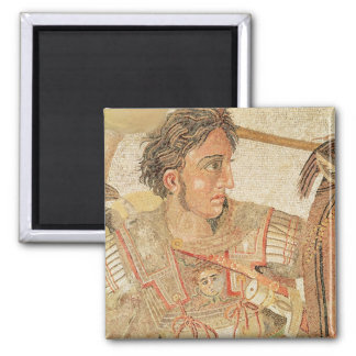 Alexander the Great  from 'The Alexander 2 Inch Square Magnet