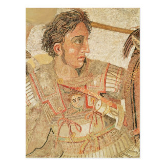 Alexander the Great  from 'The Alexander Postcards