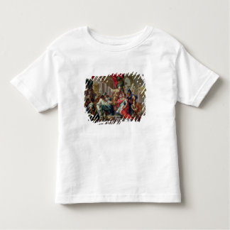Alexander the Great in the Temple of Jerusalem Toddler T-shirt